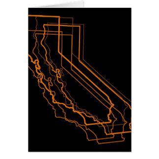 california amber blur card