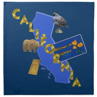 California American MoJo Napkin