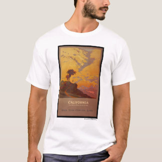 California. America's Vacation Land T-Shirt