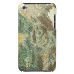 California and Nevada 2 iPod Touch Case-Mate Case