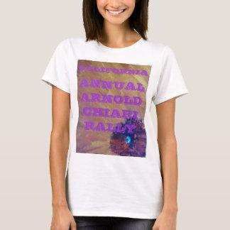 CALIFORNIA, ANNUAL ARNOLD CHIARIRALLY 2012 T-Shirt