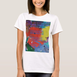 CALIFORNIA, ANNUAL ARNOLD CHIARIRALLY T-Shirt