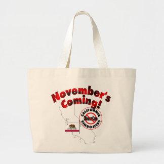 California Anti ObamaCare – November's Coming! Bag