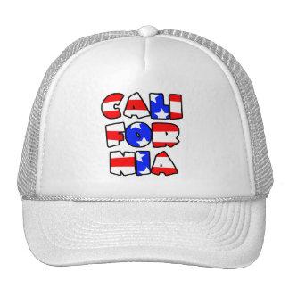 California apiló - el gorra