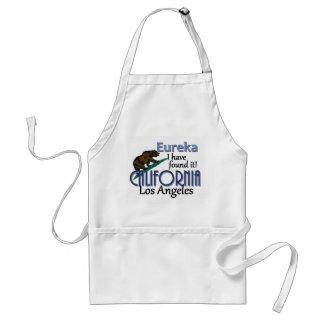 CALIFORNIA ADULT APRON