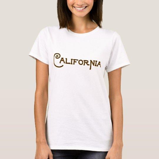 California Art Deco Logo Shirt
