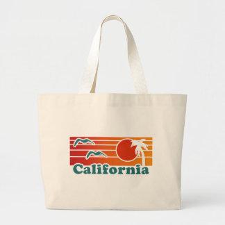 California Jumbo Tote Bag
