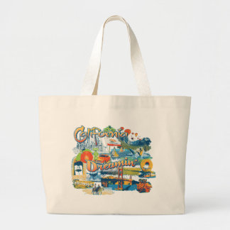 California Canvas Bag