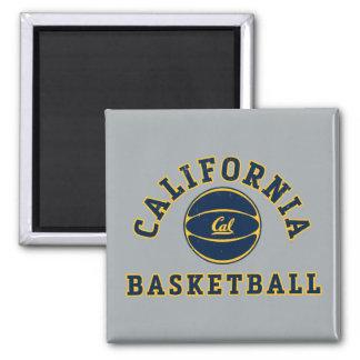 California Basketball | Cal Berkeley 5 Magnet