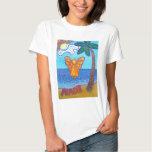 California Beach Angel T Shirt