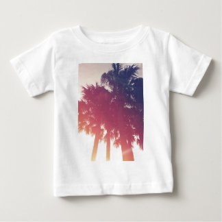 California Beach Life - Palm Trees - Sunset Infant T-shirt