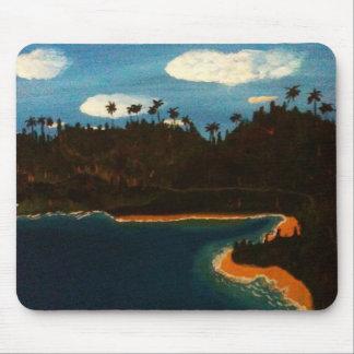 California Beach Mouse Pad