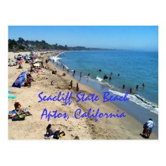 California Beach Parks Postcard