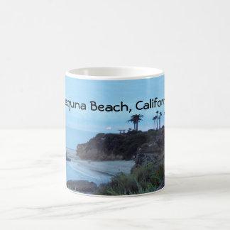 California Beach Pretty Coastal Sunsets Coffee Mug