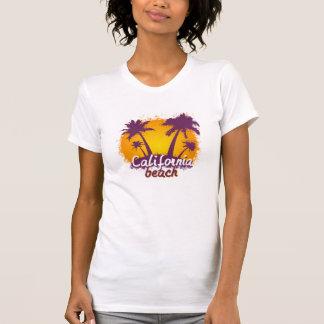 California Beach Summer T-Shirt