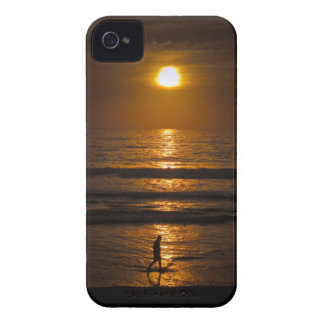 California Beach Sunset iPhone 4 Cover