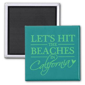 California Beaches magnet