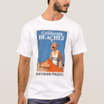 California Beaches T-Shirt
