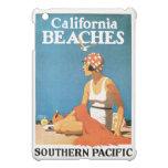California Beaches Vintage Travel  iPad Mini Cases