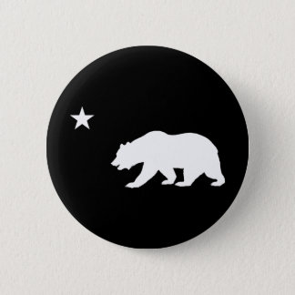 California Bear Button