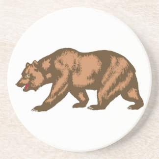 California Bear Coaster