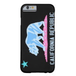 California Bear Flag Republic - iPhone 6 case