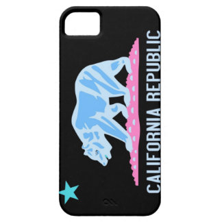 California Bear Flag Republic - iPhone Case iPhone 5 Covers