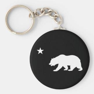 California Bear Key Chains