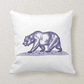 California Bear Pillows