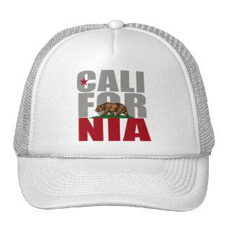 CALIFORNIA BEAR PRIDE - TRUCKER HAT