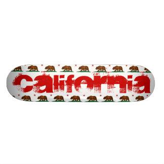 California Bear Skateboard