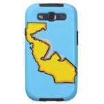 California bear state symbol Samsung Galaxy S case Galaxy SIII Cases