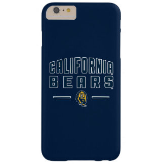 California Bears | Cal Berkeley 5 Barely There iPhone 6 Plus Case