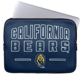 California Bears   Cal Berkeley 5 Computer Sleeve