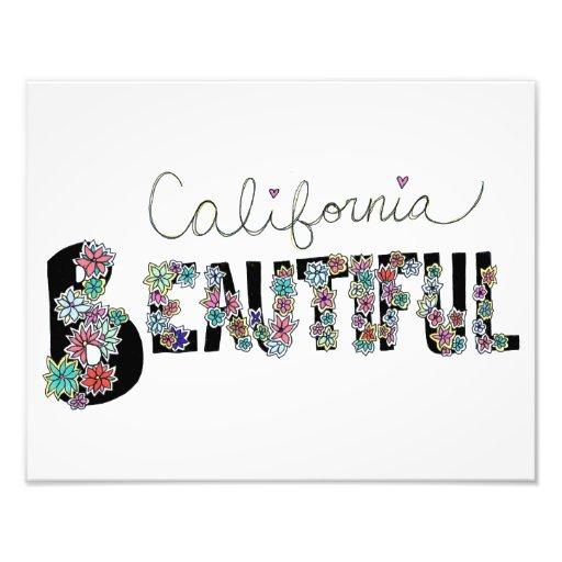 California Beautiful Art Photo
