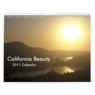 California Beauty 2011 Calendar