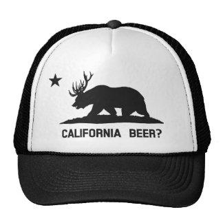 California Beer? Trucker Hat