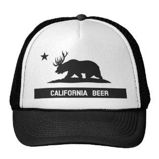 California Beer Hat