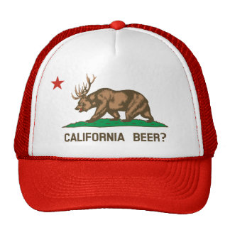 California Beer? Hat