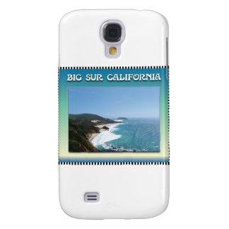 California Big Sur Ocean View II Galaxy S4 Cover