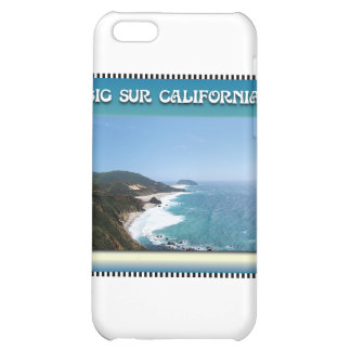 California Big Sur Ocean View II Cover For iPhone 5C