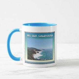 California Big Sur Ocean View II Mug