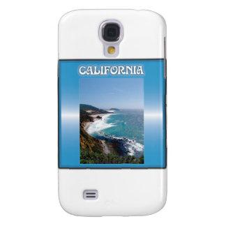 California Big Sur Ocean View Samsung Galaxy S4 Case