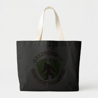 California Bigfoot Tracker Tote Bag