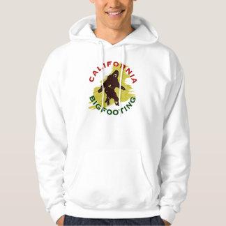 California Bigfooting Hoodie
