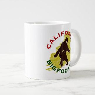 California Bigfooting Tazas Extra Grande