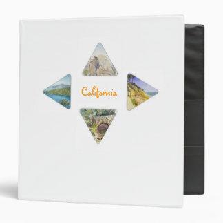 California Binder