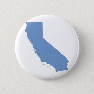California: Blue State! Button