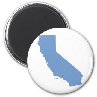 California: Blue State! Magnet