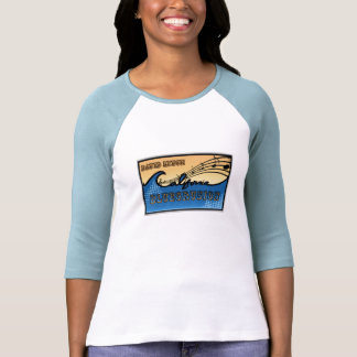 California Bluegrusion Raglan Shirt
